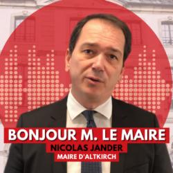 BONJOUR M. LE MAIRE D'ALTKIRCH (68)
