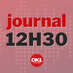 Journal 12h30 - jeudi 14 janvier