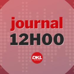 Journal 12h - vendredi 15 janvier