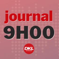Journal 9h - lundi 18 janvier