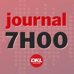 Journal 7h - mercredi 20 janvier
