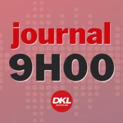 Journal 9h - mercredi 20 janvier