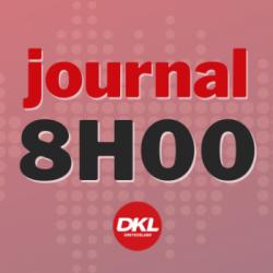 Journal 8h - mercredi 27 janvier