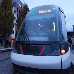 TRANSPORTS | Vers un retour (partiel) des vélos dans les trams de la CTS &agrave compter du 1er févr