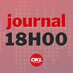 Journal 18h00 - vendredi 29 janvier