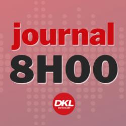 Journal 8h - lundi 8 février