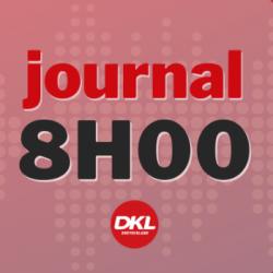 Journal 8h - jeudi 11 février