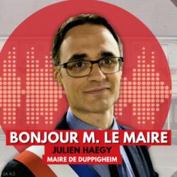 BONJOUR M. LE MAIRE DE DUPPIGHEIM (67)
