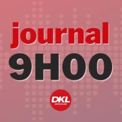 Journal 9h - mercredi 17 février