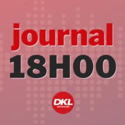 Journal 18H - jeudi 18 février