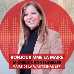 BONJOUR MME LA MAIRE DE LA WANTZENAU (67)