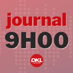 Journal 9h - mardi 2 mars