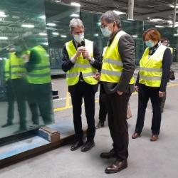 INDUSTRIE   A Hombourg, le géant Euroglas va investir 100 millions d'euros pour améliorer sa compéti