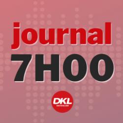 Journal 7h - mercredi 3 mars