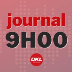 Journal 9h - mercredi 3 mars