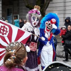 MULHOUSE   Un carnaval 2021 en sourdine en raison de l'épidémie de Covid-19