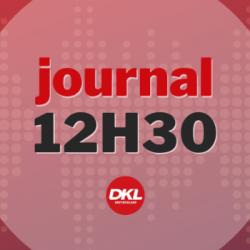 Journal 12H30 - jeudi 4 mars