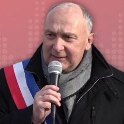 TEMOIGNAGE   Claude Brender, le maire de Fessenheim (68), est l'invité de Bonjour M. le Maire