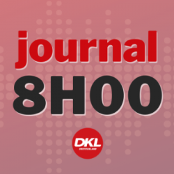 Journal 8h - lundi 8 mars