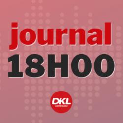 Journal 18h - vendredi 5 mars