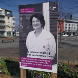 8 MARS   A Illkich, une exposition met en avant les femmes engagées localement dans la crise de la C