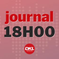 Journal 18H - lundi 8 mars