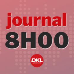 Journal 8h - mardi 9 mars