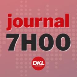 Journal 7h - mardi 9 mars
