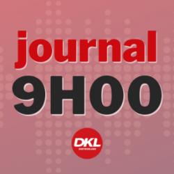 Journal 9h - mardi 9 mars