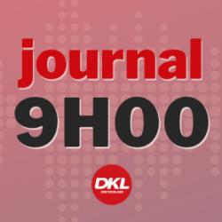 Journal 9h - mercredi 10 mars
