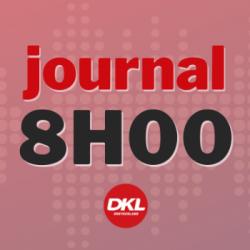 Journal 8h - jeudi 11 mars