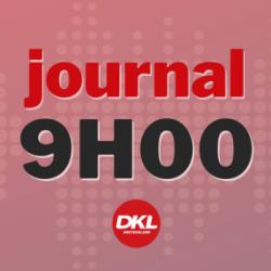 Journal 9h - vendredi 12 mars