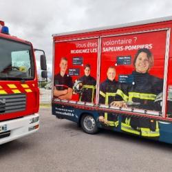 HAUT-RHIN   Les sapeurs-pompiers cherchent de nouveaux volontaires !