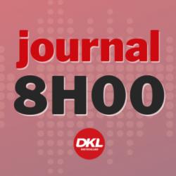 Journal 8h - lundi 15 mars