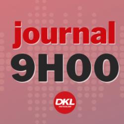 Journal 9h - lundi 15 mars