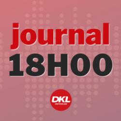 Journal 18h - mardi 16 mars