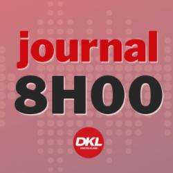 Journal 8h - mercredi 17 mars