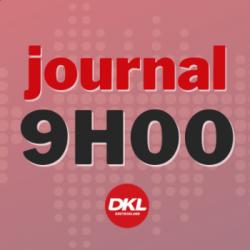 Journal 9h - mercredi 17 mars