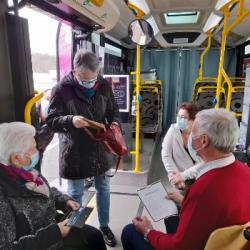 COVID-19 | Un Vacci'bus sur les routes de m2A pour toucher les seniors