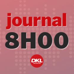 Journal 8h - jeudi 18 mars