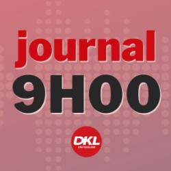 Journal 9h - jeudi 18 mars