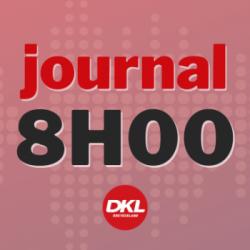 Journal 8h - lundi 22 mars