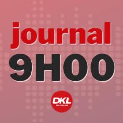 Journal 9h - lundi 22 mars