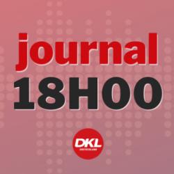 Journal 18h - lundi 22 mars