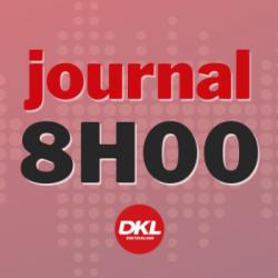 Journal 8h - lundi 29 mars