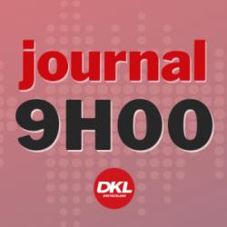 Journal 9h - lundi 29 mars