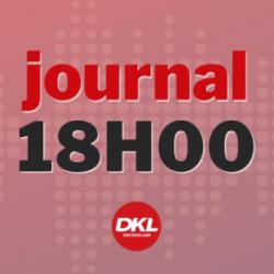 Journal 18h - lundi 29 mars