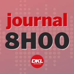 Journal 8h - mardi 30 mars