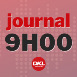 Journal 9h - mardi 30 mars