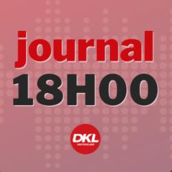 Journal 18h - mercredi 31 mars